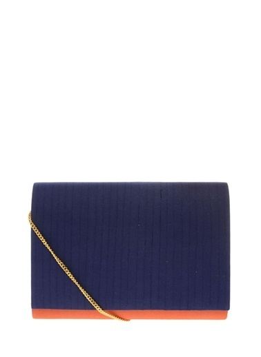 Compania Fantastica Askılı El Çantası Mavi